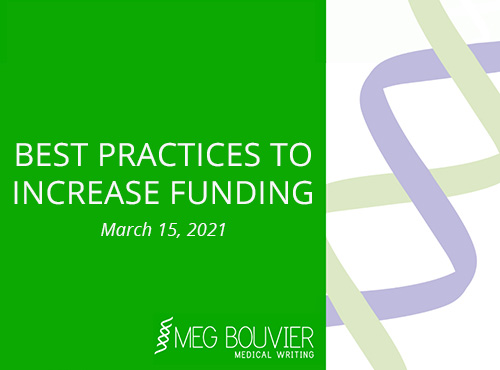 Best Practices to Increase Funding