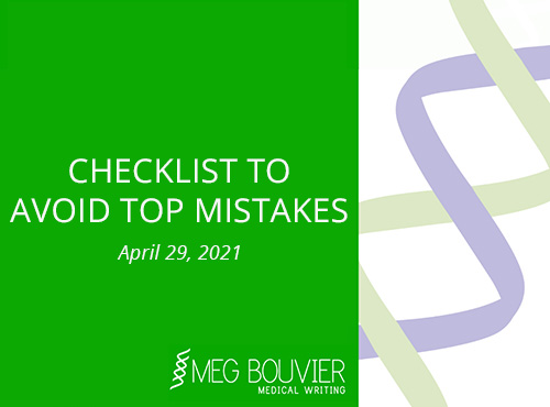 Checklist to Avoid Top Mistakes