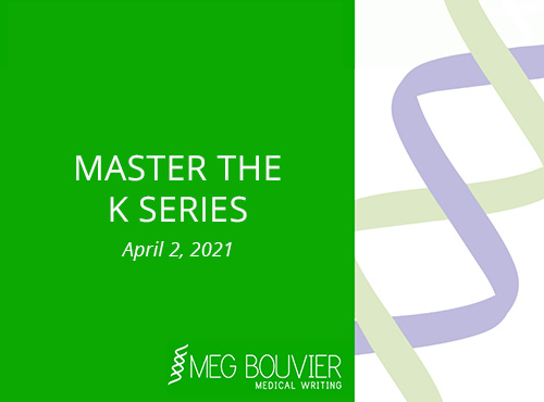 Master the K Series