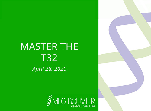 Master the T32