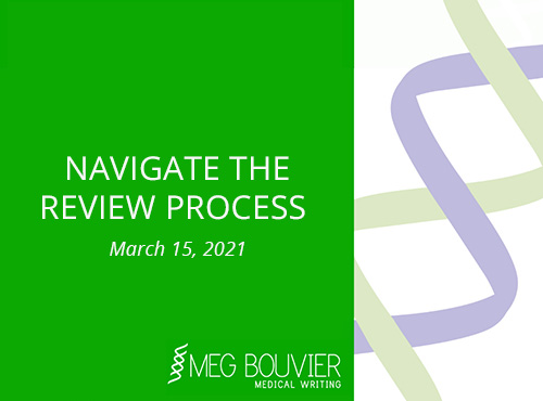 Navigate the Review Process